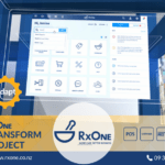 RxOne Transform Project new look new user interface